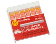 GUTTAPERCHA POINTS MULTI TAPER