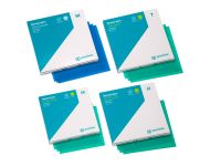 MEDIUM GAUGE DENTAL DAM (GREEN)