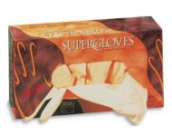 SUPERGLOVE LATEX GLOVES
