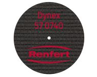 DYNEX SEPARATING DISC 40 x 0.7MM Pack of 20 RENFERT