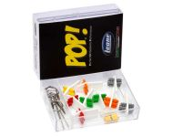 POP® EXPANSION SCREWS, ASSORTED COLOURS
